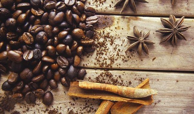 今日のラッキーアイテム「コーヒー豆」