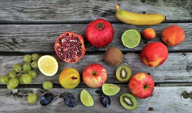 今日のラッキーアイテム「果物」