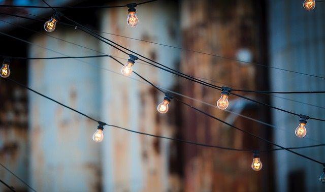 今日のラッキーアイテム「電球」