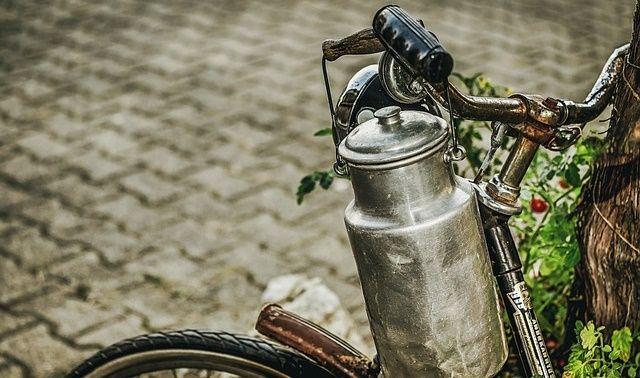 今日のラッキーアイテム「水筒」