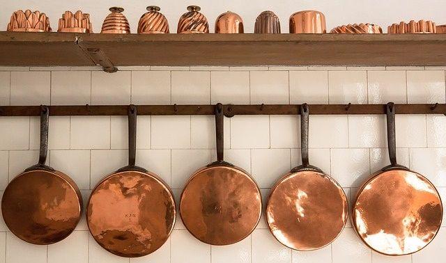 今日のラッキーアイテム「調理器具」
