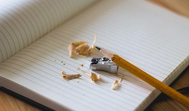 今日のラッキーアイテム「鉛筆」