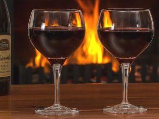 今日のラッキーアイテム「ワイン」